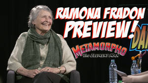 Ramona Fradon Preview Clip by Dare2Draw