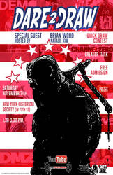 Dare2Draw with Brian Wood 11/11_TOMAHAWK
