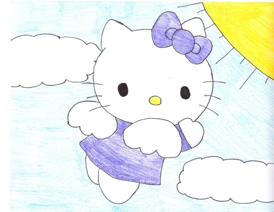 angel hello kitty - photo #16
