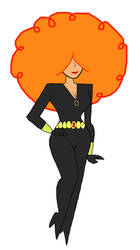 Black Widow Sara Bellum