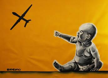 Drone Baby by RodrigoFigueredo
