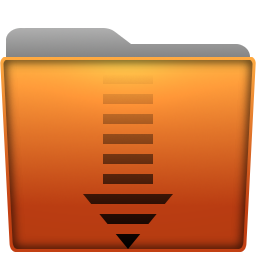 Folder Downloads by Kryuko