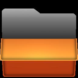 Folder Open by Kryuko