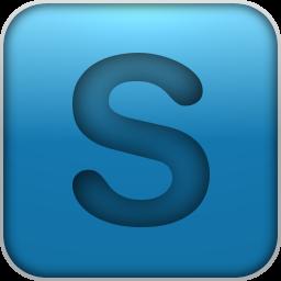 Skype Icon by Kryuko