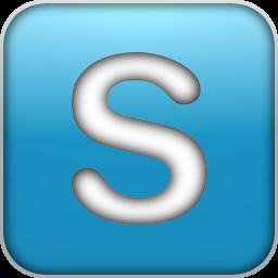 Skype icon 2 by Kryuko