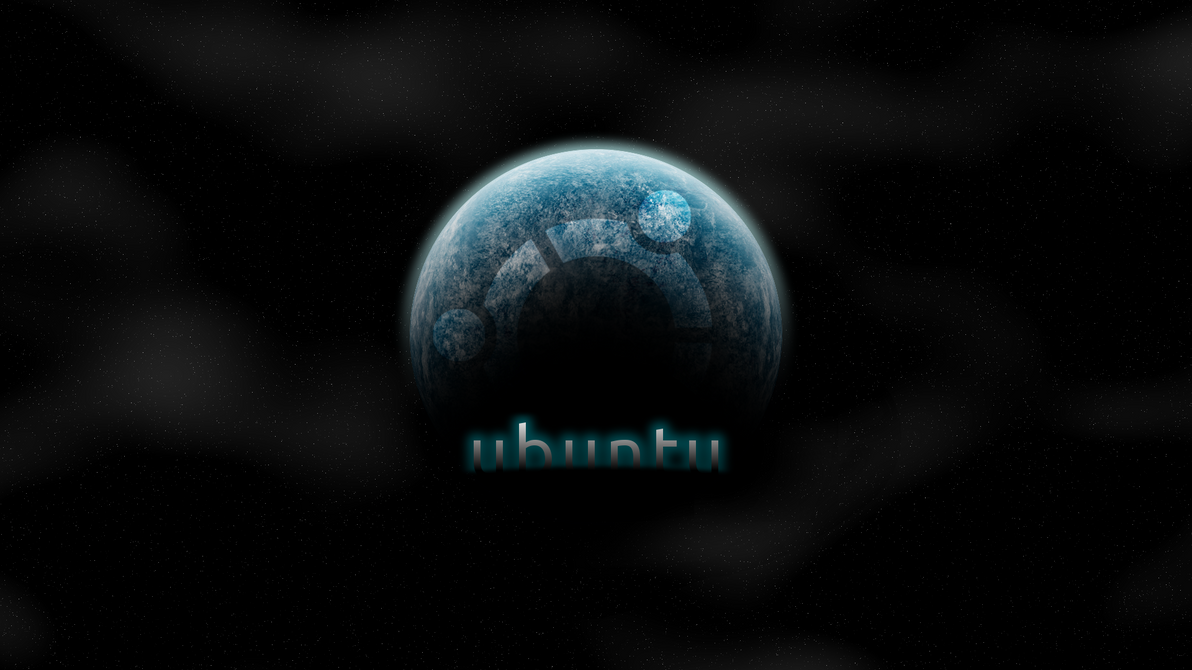 Ubuntu on Space  Trusty Tahr  Ubuntu 14.04 Trusty Tahr Wallpaper