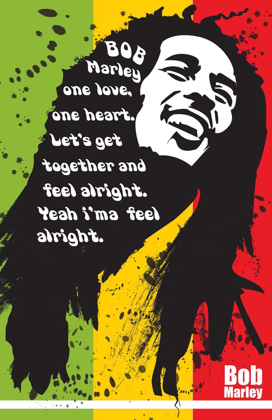 Marley One Love by