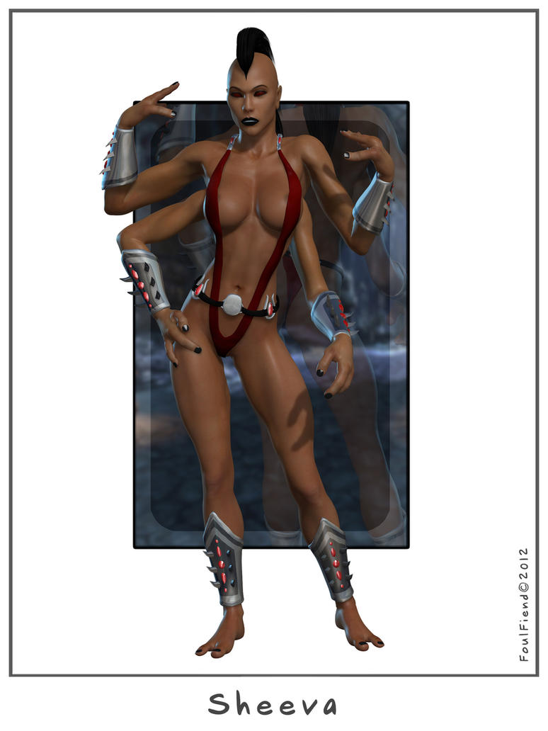 Sheeva by Foulfiends