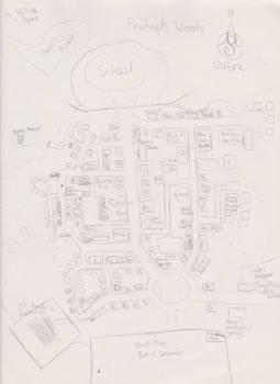 Ulfore - map