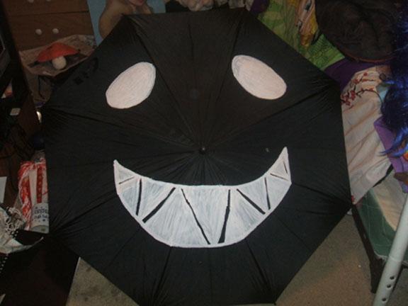 Rip Van Winkle Umbrella by BakurasPlayMate