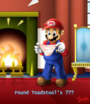 Mario found ???