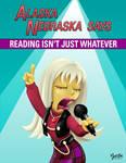 Alaska Nebraska Poster