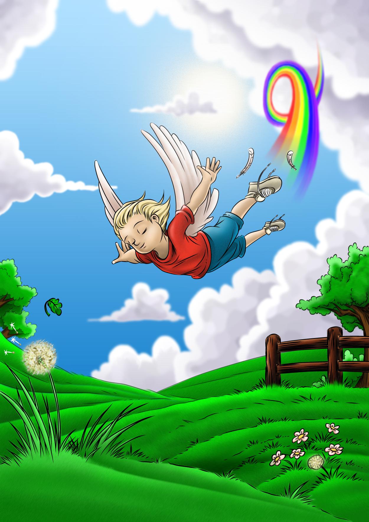 Flying Dreams by mysticalpha