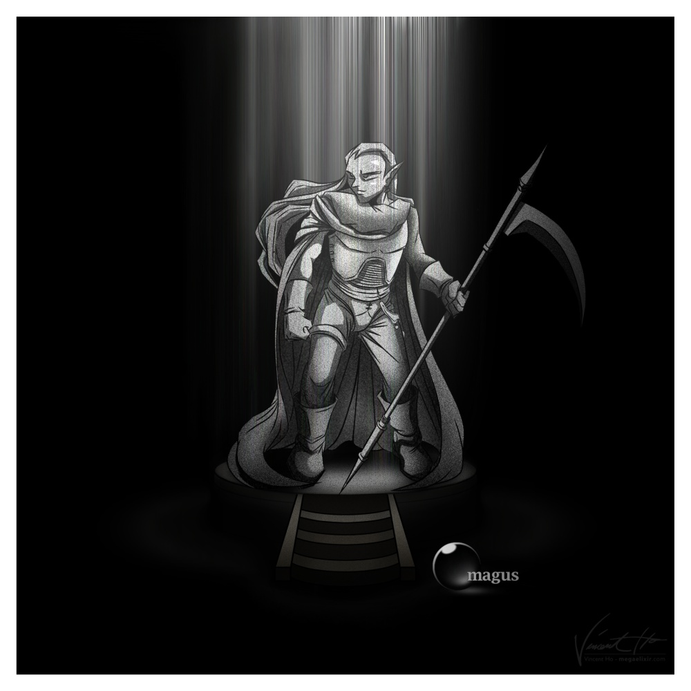 Statue of Magus