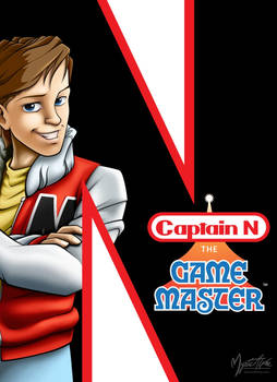 Captain N Cover