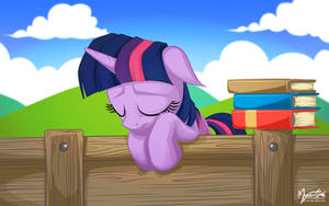 Sad Twilight Sparkle by mysticalpha