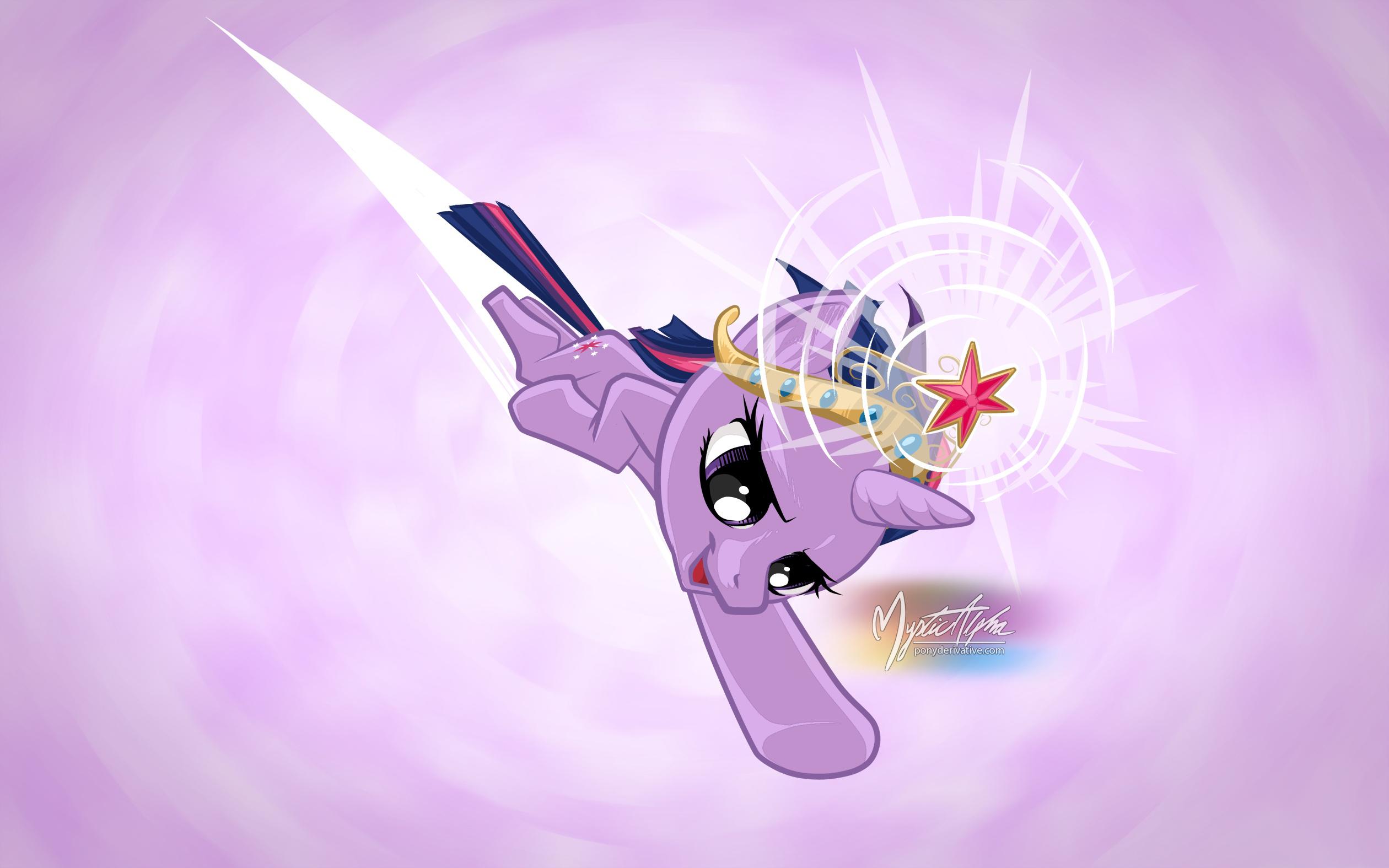 Twilight Sparkle Element by mysticalpha