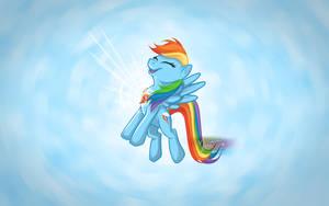 Rainbow Dash Harmony Element by mysticalpha