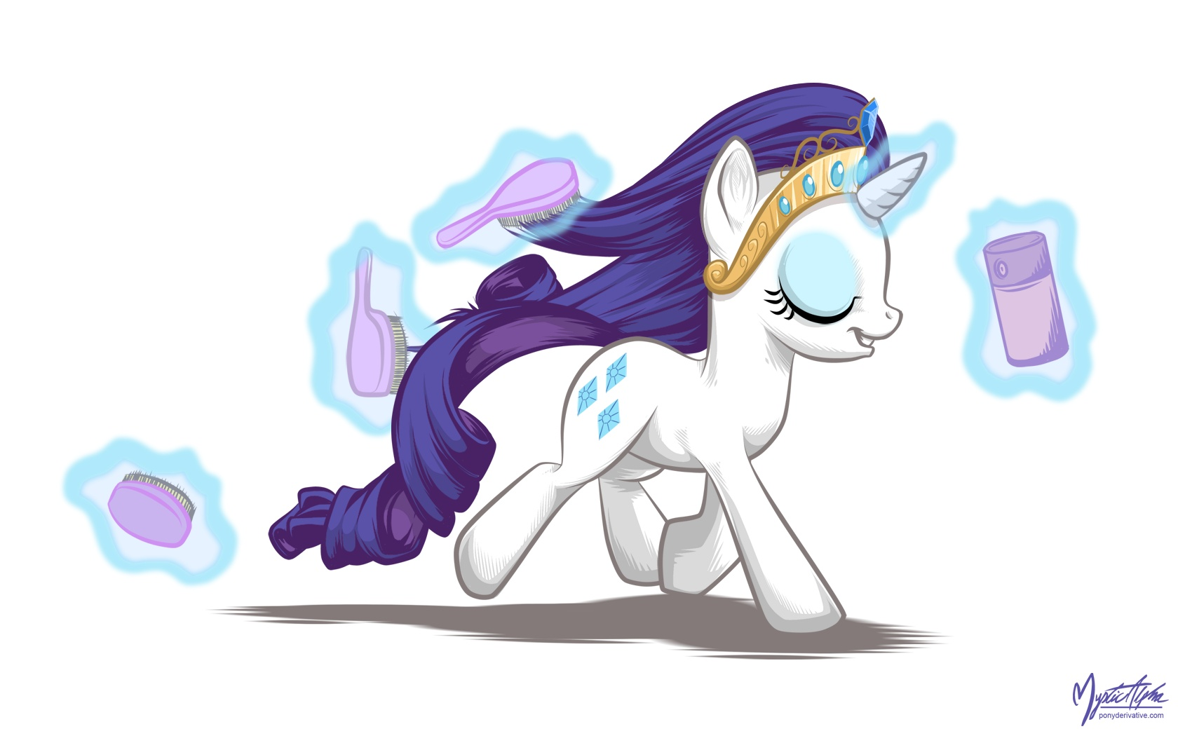 Rarity Elite by mysticalpha