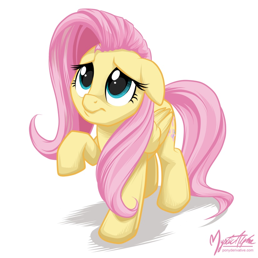 Fluttershy Scared Extended Episode Synop...