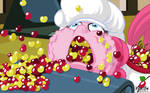 Pinkie Pie - Mouthful of Cherries
