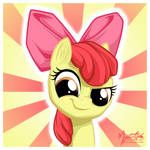 Apple Bloom Smirk