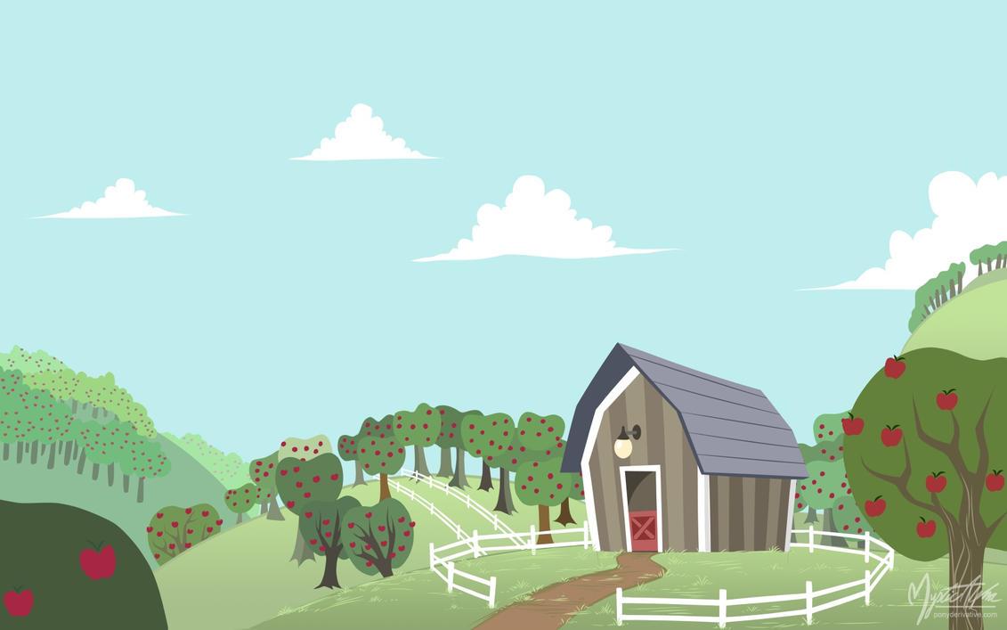 Apple Acres by mysticalpha