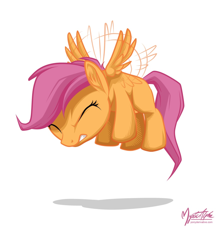 Scootaloo Flying By Mysticalpha On Deviantart Scootaloo does not have any known crushes at this time. scootaloo flying by mysticalpha on