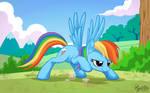 Rainbow Dash - Get Set