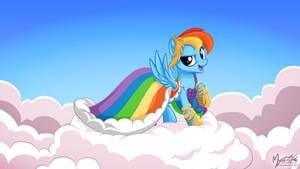 Rainbow Dash in Gala Dress 16.9