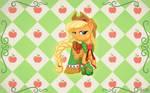 Applejack in Gala Dress