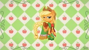 Applejack in Gala Dress 16.9