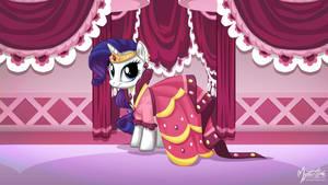 Rarity in Gala Dress 16.9