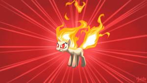 Twilight Sparkle - Flame On 16.9