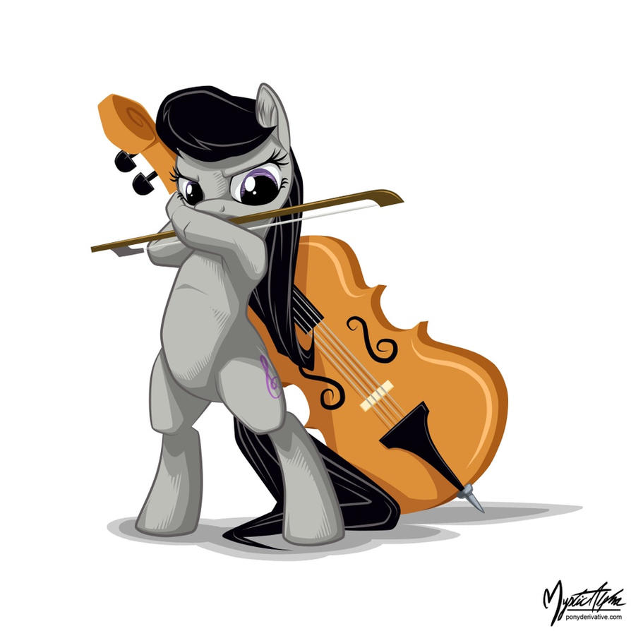 Octavia - Cello by mysticalpha