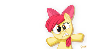 Apple Bloom to the Wall 16:9