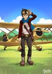 Aviator by mysticalpha