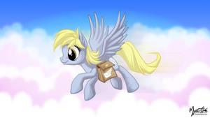 Derpy the Mail Pony 16:9