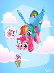 Pinkie Bomber by mysticalpha