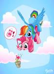 Pinkie Bomber