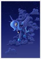 Luna Cloud Walker by mysticalpha