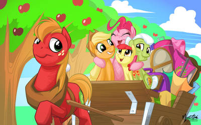 Apple Pie by mysticalpha