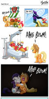 Apple Blamed