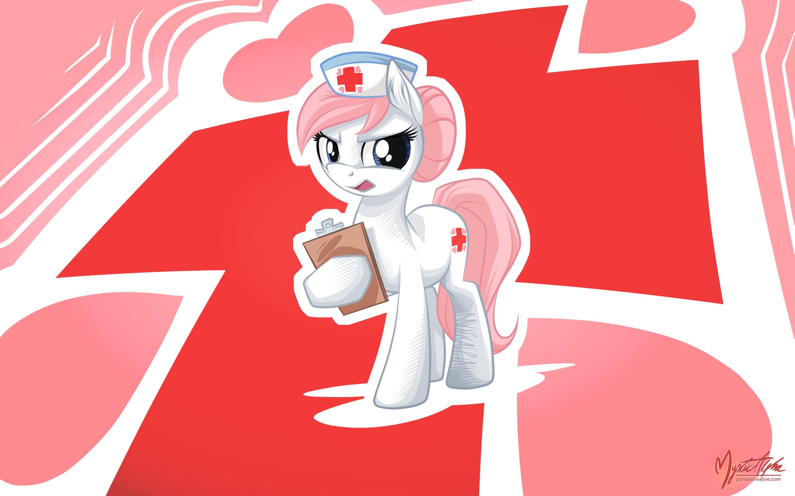 Nurse Redheart by mysticalpha