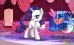 Rarity - Dress Blinger