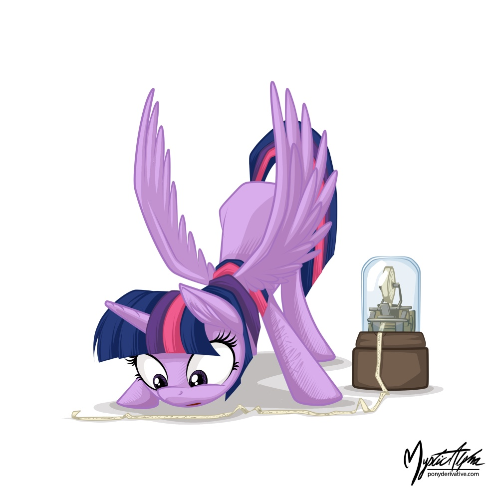 twilight and the stock ticker by mysticalpha on deviantart