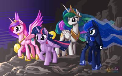 Rally of the Princesses