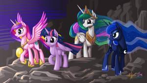 Rally of the Princesses 16:9