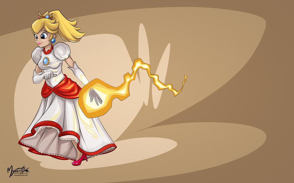 Fireball Peach 3 by mysticalpha