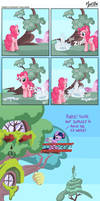 Pinkie's Ice Bucket Challenge